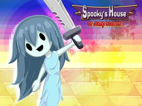 Spooky s house of jump scares update poster by stylishkira-d8cy8fn
