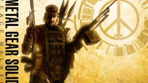 COCOON - Metal Gear Solid Peace Walker OST