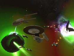 Nebula Battle