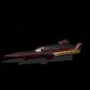 Starship stellarfire