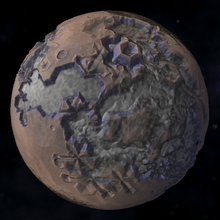 Laralus Prime Orbit