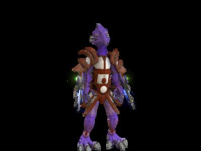 Oskel Armor