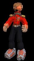 Captain James Rambo V2