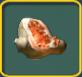 Orange geodge icon