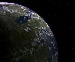 Planet Carnthedain