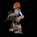 Unidentified Crewman ampibiahria