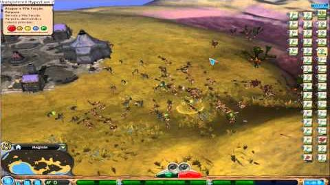 Greatest Tribal Fight in Spore