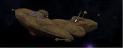 Saurien Sector Alliance ship