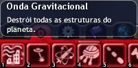Ícone Onda Gravitacional