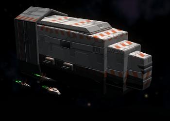 Charlatan class cruiser