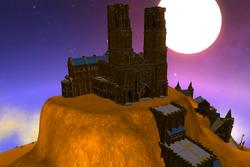 Jatooine Prière Église