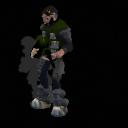 Loyalist Human Soldier Male