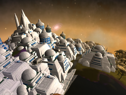 Sanderhal White Citadel