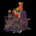 Тыквенный трон