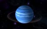 Синий газовый гигант