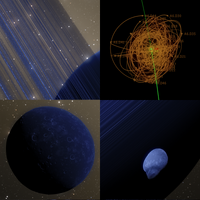 A6 planet swarm