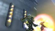 Morgandaûr kills Rambo Emperor