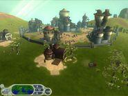 Spore Stage City Demo 3