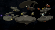 New Outer Colonial Fleet