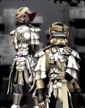 Rulers of Praestol