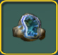 Geoda azul