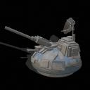Loyalist anti-starfighter turret
