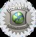 Odznaka ziemiotwórca