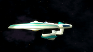 Excelsior Refit Class V2 Mk. II