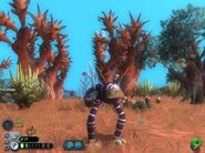 Демо Этап Существо скриншот5