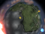 Malowanie planet