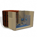 Butterfly-Class Transporter Room