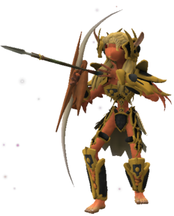 Sinleri Elf Ranger FemaleLarge