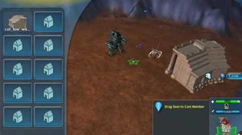 Spore Galactic Adventures Tutorial - Create