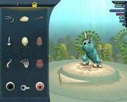 Spore sporespot-cell creator 3D-guide