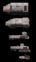 Federal republican ships