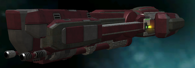 Crusher Class Carrier