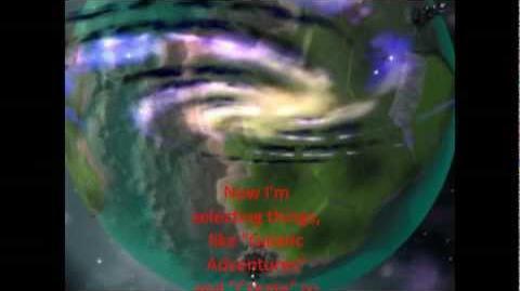 Spore Glitches - Big Planet