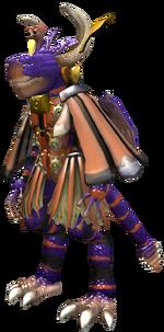 King Rebaris