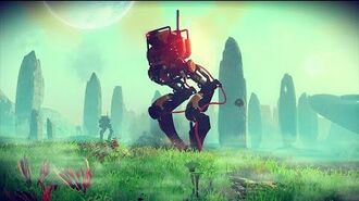 "No Man's Sky ""I've Seen Things""- PS4 TRAILER --PlayStationPGW"