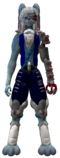 Hachiman-Para (Cyborg Var)