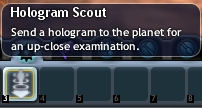 Hologram Scout Icon