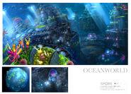 Koncepcja podwodnego świata