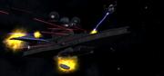 Chimera ambushes the USS Dallas