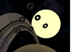 Disk Orbital cluster