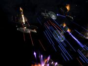 Battle over Ramsoria