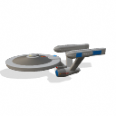 Constitution Class V2 Mk III (Re-modelled)