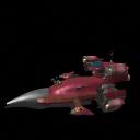 Imperial zeta class-frigate