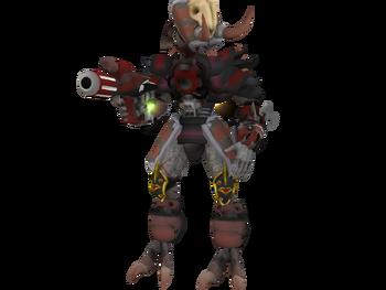 Rath Warrior