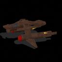B-class freighter
