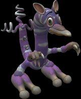 Demo Creature Screwtail
